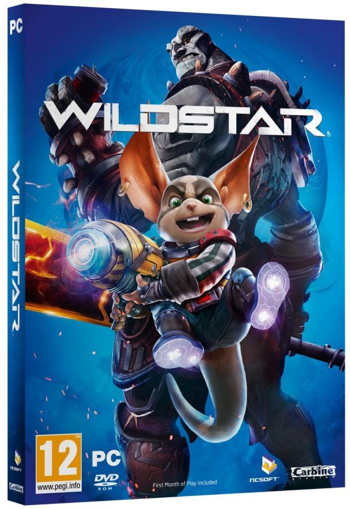 WildStar Standard Edition_PC DVD-ROM_NCSOFT_Coperta 3D 1280