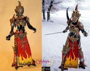 cosplay compare