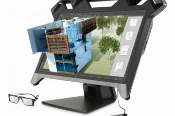 Monitor HP Zvr