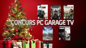 Concurs PC Garage TV