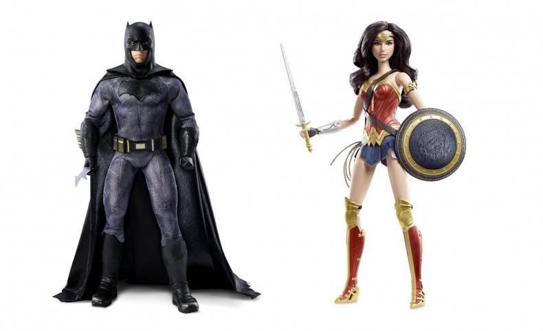 DC Comics şi Barbie se aliază!