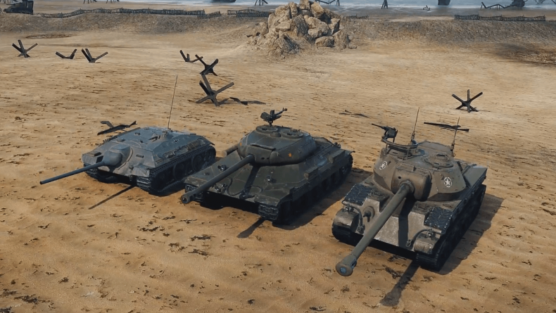 World of Tanks 9.14