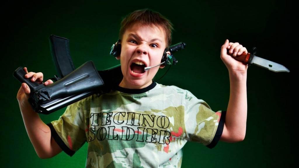 Gaming-Violence