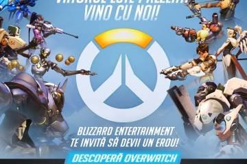 Blizzard Entertainment revine la East European Comic Con 2016