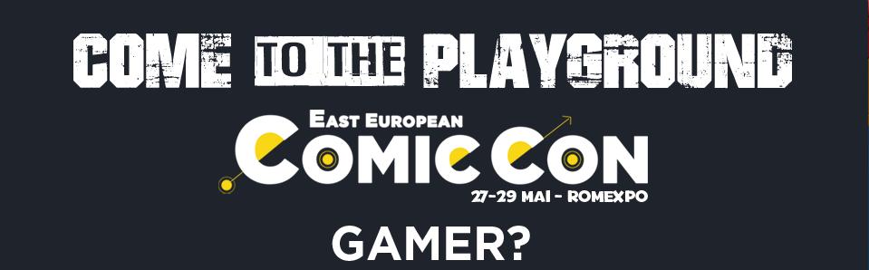 PC Garage East European Comic Con