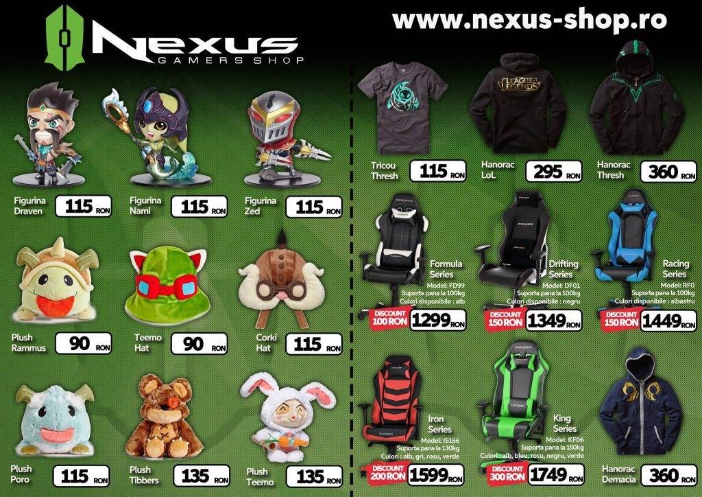 Nexus Shop