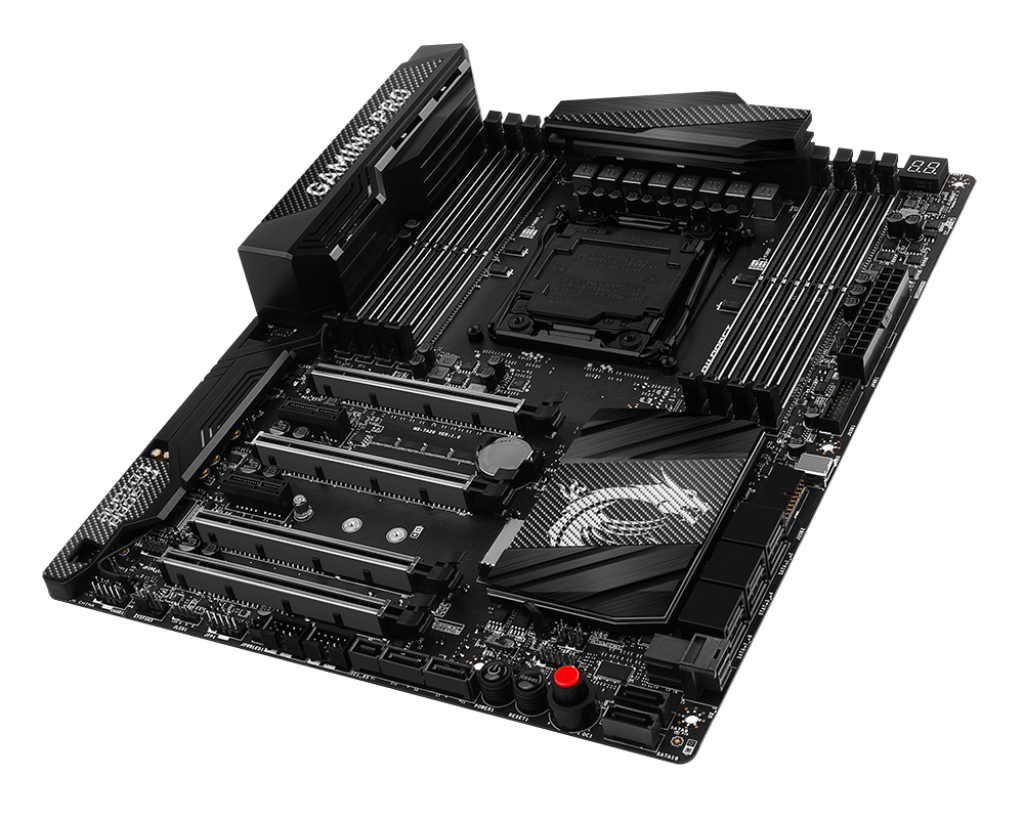 MSI X99A Pro Gaming Carbon