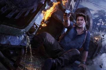 [REVIEW] Uncharted 4: A Thief's End