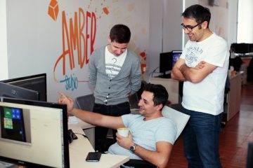 Amber Studio afacere românească de succes