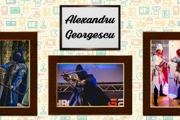 Cosplay Profile: Alexandru Georgescu