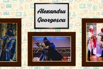 Cosplay Profile: Alexandru Georgescu