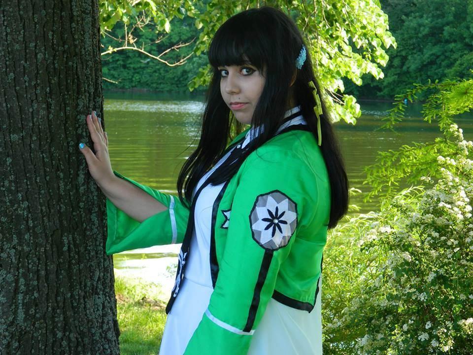 Cosplay Profile - Lucia Tudor (3)