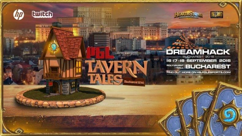 PGL Tavern Tales la Dreamhack Bucharest 2016
