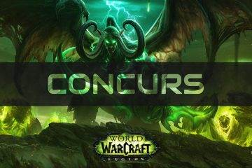 Giveaway World of Warcraft Legion