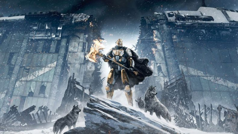 Destiny Rise of Iron