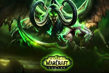 Review World of Warcraft Legion