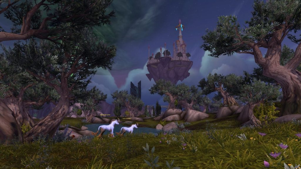 Review World of Warcraft Legion Azsuna
