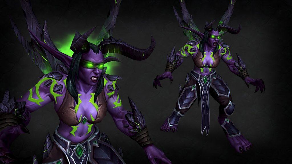 Review World of Warcraft Legion - Demon Hunter