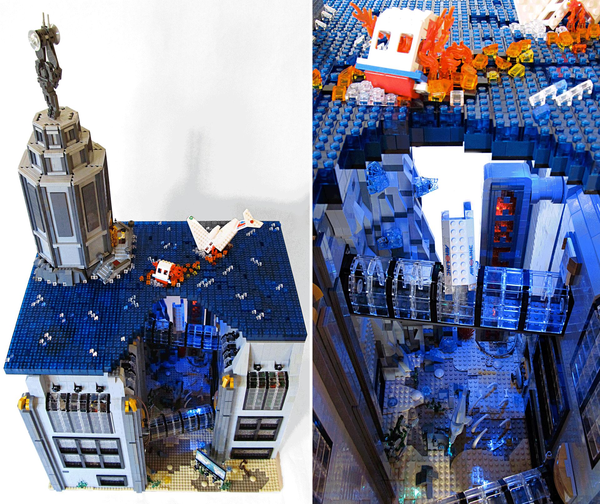 Lego Bioshock