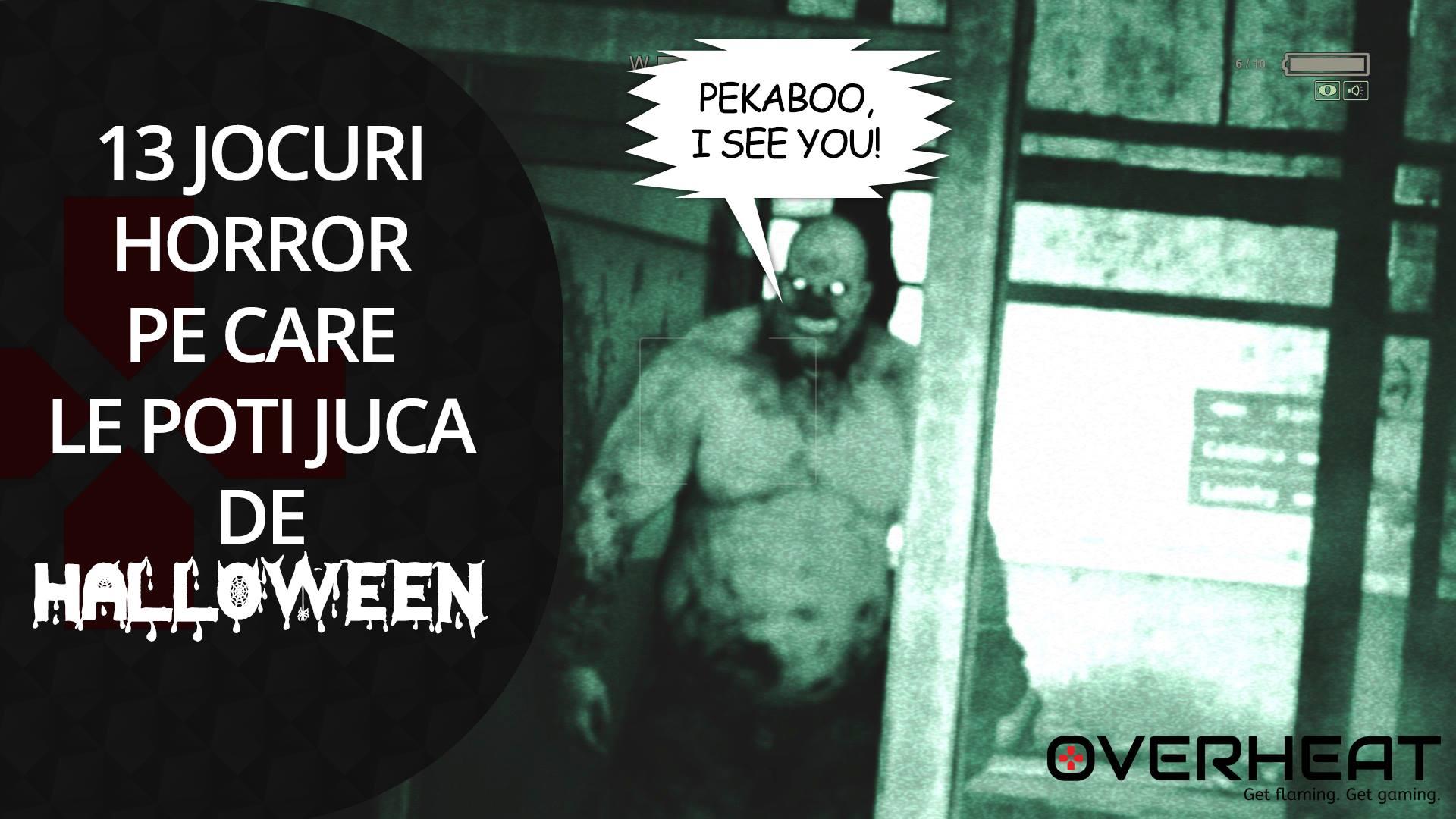 13 jocuri de groază pe care le poţi juca de halloween - overheat.ro