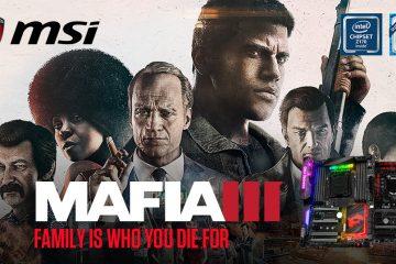 MSI Mafia 3