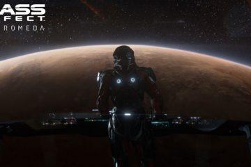 Mass Effect Andromeda data de lansare