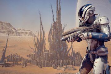 Mass Effect Andromeda combat