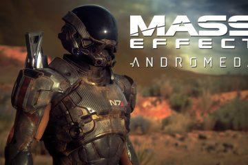 Cerințele de sistem pentru Mass Effect: Andromeda