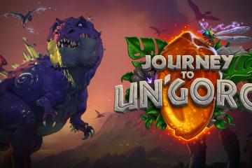 Expansiunea Journey to Un'goro disponibilă în Hearthstone