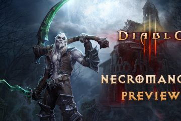 Diablo 3 Necromancer Preview
