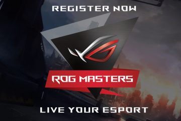 ASUS ROG Masters Romania
