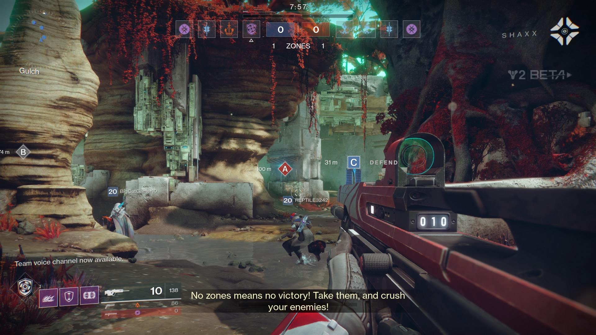 Destiny 2 Beta