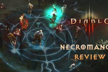 Review Diablo 3 Necromancer