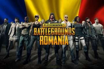 PUBG Romania