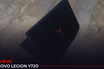 Lenovo Legion Y720