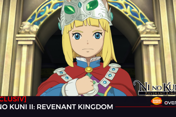 Ni no Kuni II: Revenant Kingdom gameplay