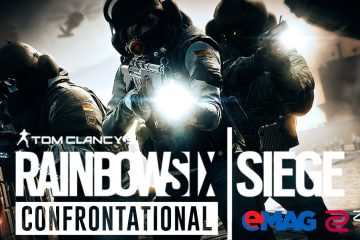 Rainbow Six Siege Confrontational