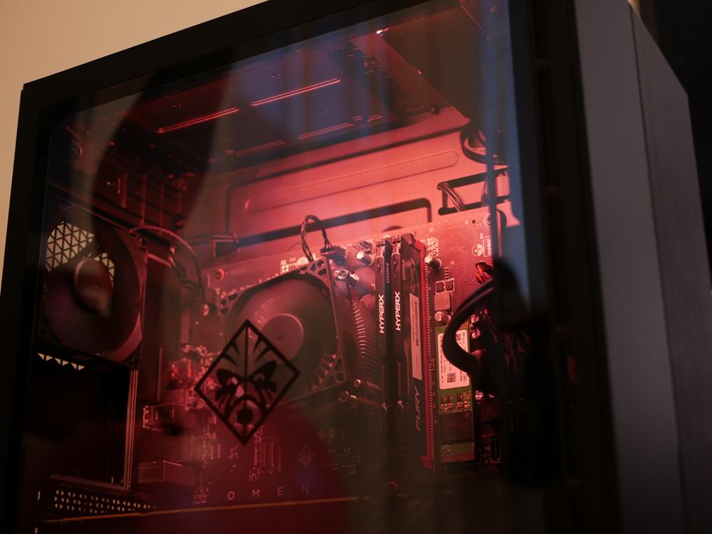 OMEN by HP Obelisk Desktop 875-0009nq (25) - Overheat ro