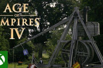 Age of Empires 4 trebuchet