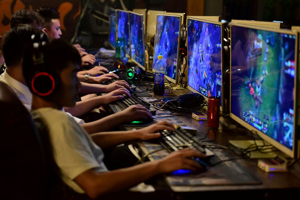 Gaming China Reuters