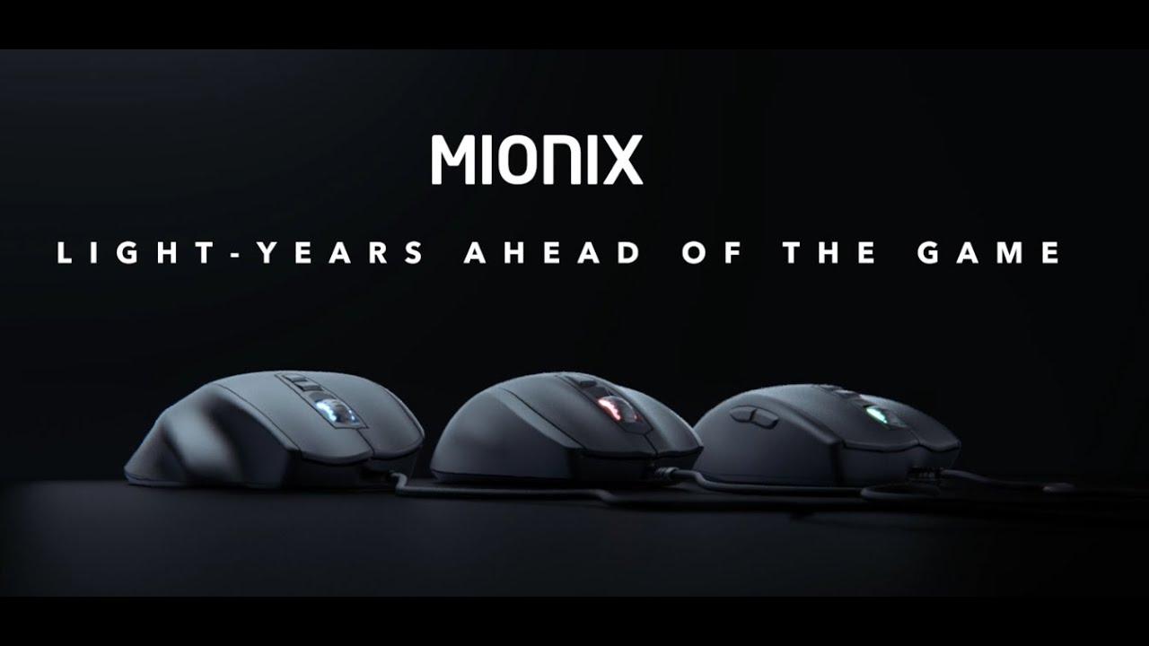 Mionix mouse Pro