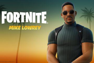 Fortnite Will Smith