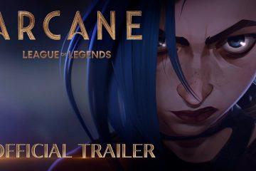 League Legends Arcane