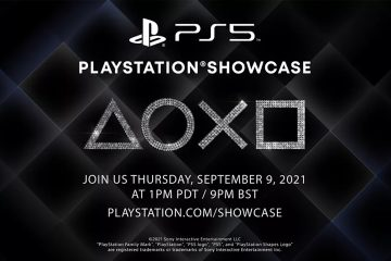 PlayStation Showcase cover