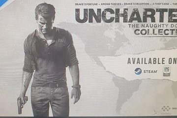 Uncharted Collection PC cover