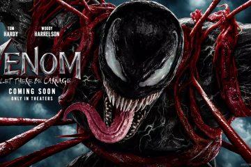 Venom Carnage cover