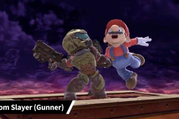 Doom Slayer Smash