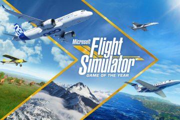Microsoft Flight Simulator Game of the Year Edition