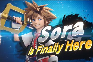 super smash bros sora kingdom hearts